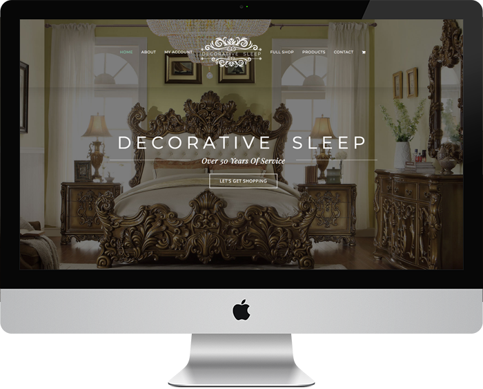 Decorative Sleep