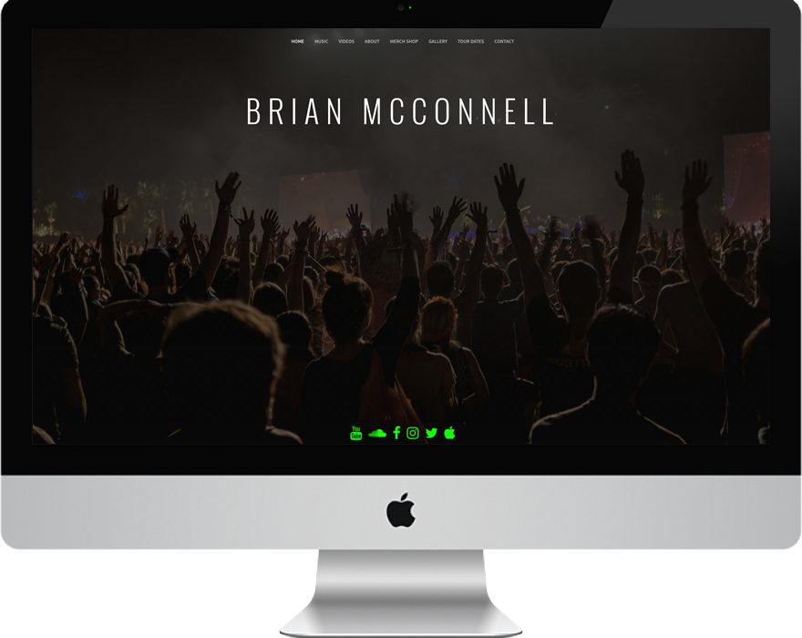 Brian McConnell Music